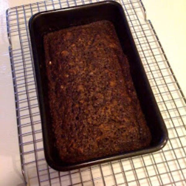 Alicia & Ginger's Chocolate Zucchini Bread