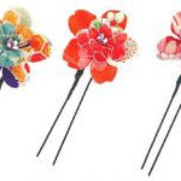 Kimono  Hair Accessories