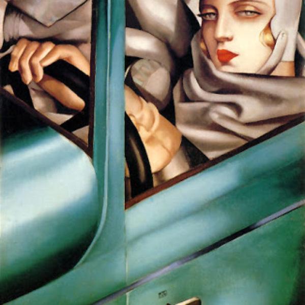 My New Favorite Artist - Tamara De Lempicka