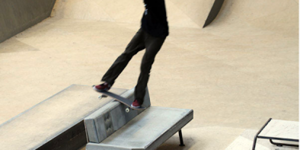 Skate-able Street Furniture