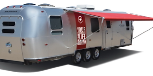 Swiss Army Airstream