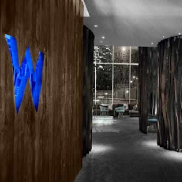 W Hotel Atlanta - Spectacular Materials