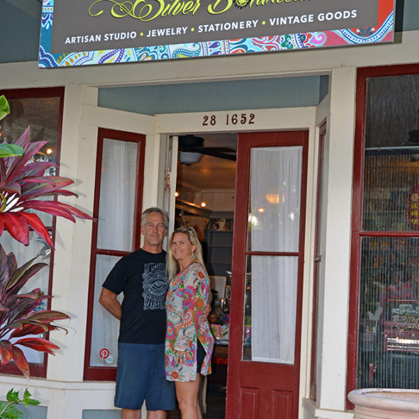 SilverBotanica - Hip Jewelry Boutique & Artisan Studio in Honomu, Hawaii