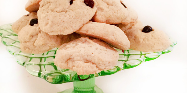 Blueberry Lemon Cookies