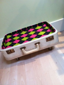 Alicia-Hanson-Suitcase-upcycled-dog-bed
