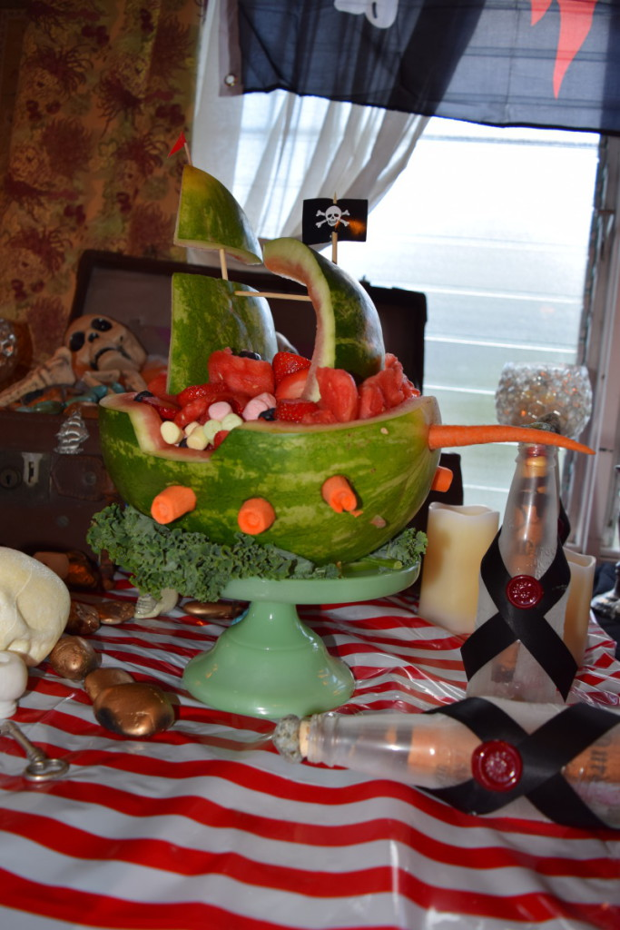 Pirate-Kids-Party-Fruit-Pirate-Ship-Kids-Birthday-Parties