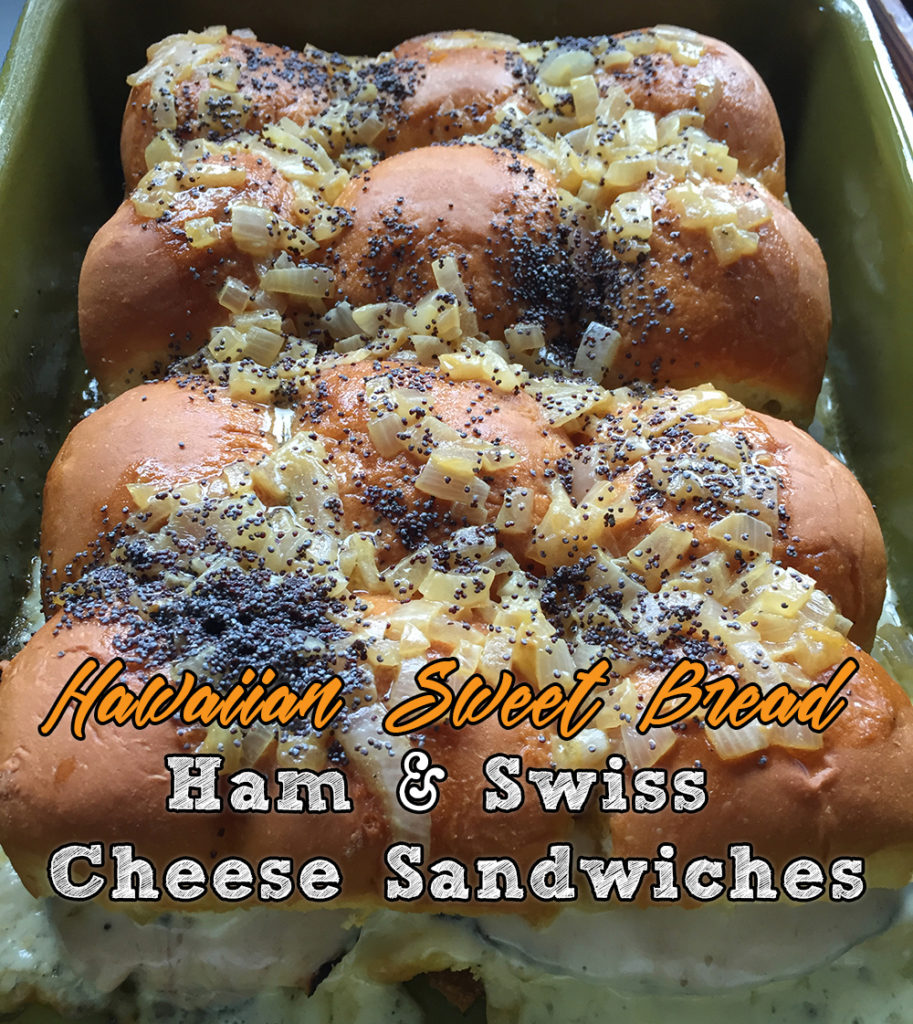 hawaiian-baked-ham-swiss-cheese-sandwiches