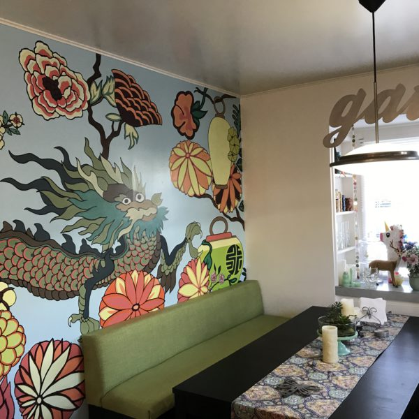 Murals in your home